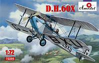 Биплан de Havilland DH.60C Cirrus Moth