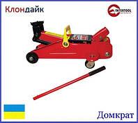 Домкрат Intertool GT0103
