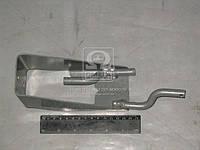 Кронштейн глушителя ГАЗЕЛЬ,СОБОЛЬ нового образца. (Производство ГАЗ) 2217-1203102-10