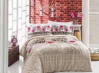 "Теплое постельное белье Байка (Flannel) ""Scarlet"" First Choice, фото 1"