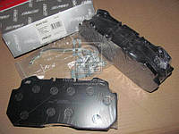 Колодка тормозная дисковая (комплект на ось) RVI MAGNUM,PREMIUM, VOLVO B10/12, ROR (RIDER) RD 29090PRO