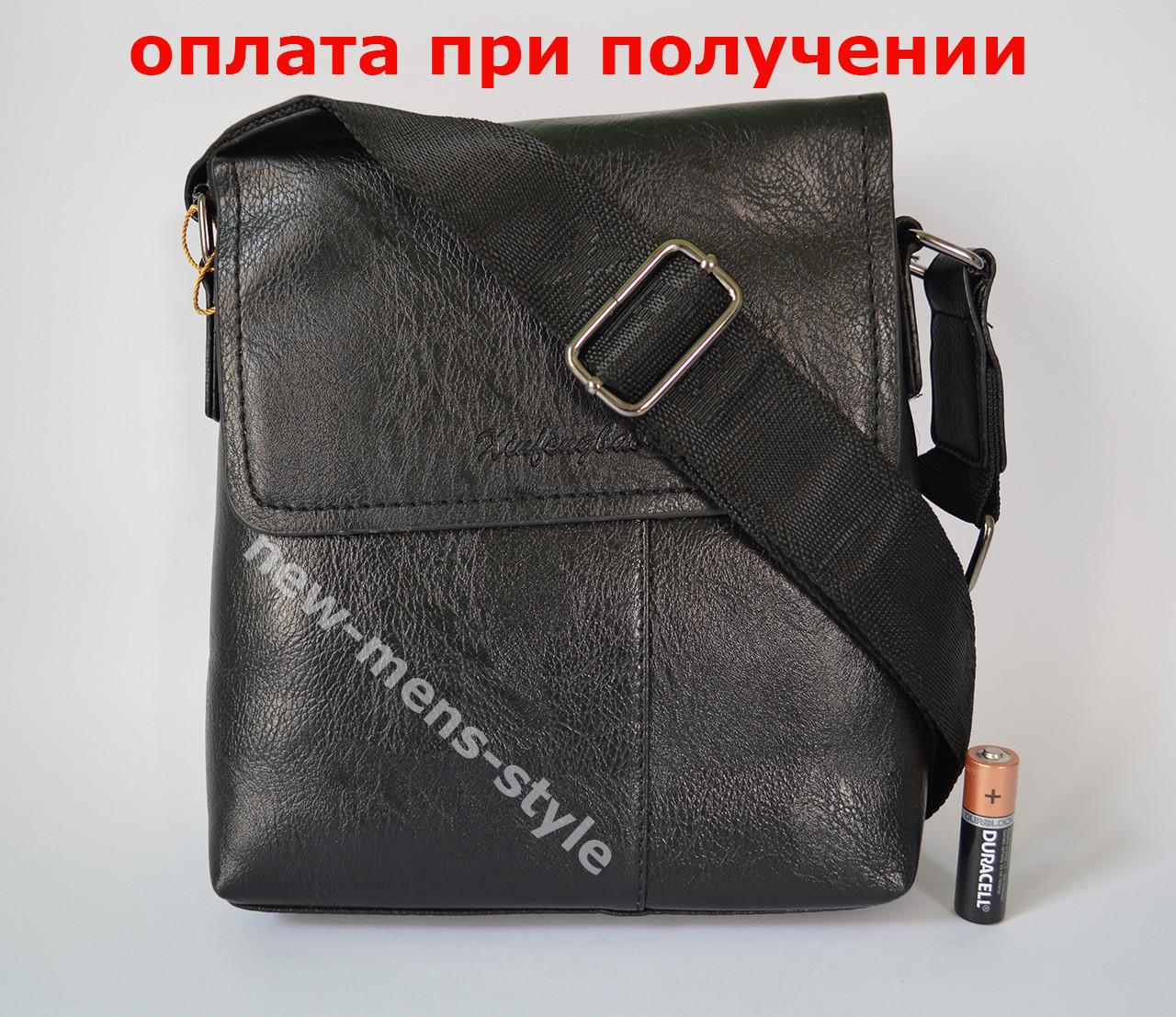 2202b9e56d13 Мужская кожаная сумка, барсетка под бренд Polo Jeep Xinfengbao купить -