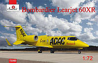 Санитарный самолет Bombardier Learjet 60XR ADAC