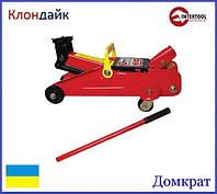Домкрат Intertool GT0108