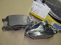 Колодки дискового тормоза (Производство Jurid) 573196J