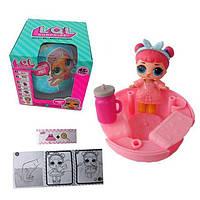 Куколка-пупсик ЛОЛ в шарике  Оригинал, кукла LOL в шаре Оригинал