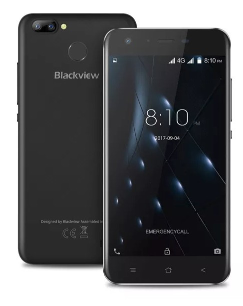 Смартфон Blackview A7 PRO 2/16Gb Black