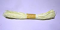 Канатик джутовый белый 15 м.