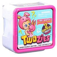 Набор фигурок Twozies  S1 - Домик (домик, 1 малыш, 1 питомец)