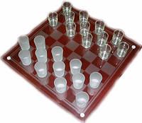 Алко игра - Пьяные шашки 35 (L) х 35 х 0,4 (h) см