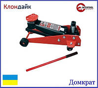 Домкрат Intertool GT0121