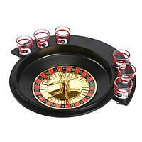 Алко-игра Рулетка (пьяная Рулетка) на 6 рюмок