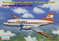 Пассажирский самолет Ильюшин 14М