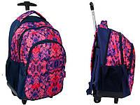 Рюкзак школьный на колесах PASO 85-997A