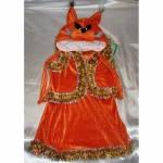 Карнавальный костюм Белочка велюр