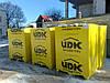 Газобетон, газоблок UDK, ЮДК Super-Block 400