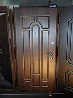 Входные двери (квартира) модель 105 золотой дуб серия Стандарт