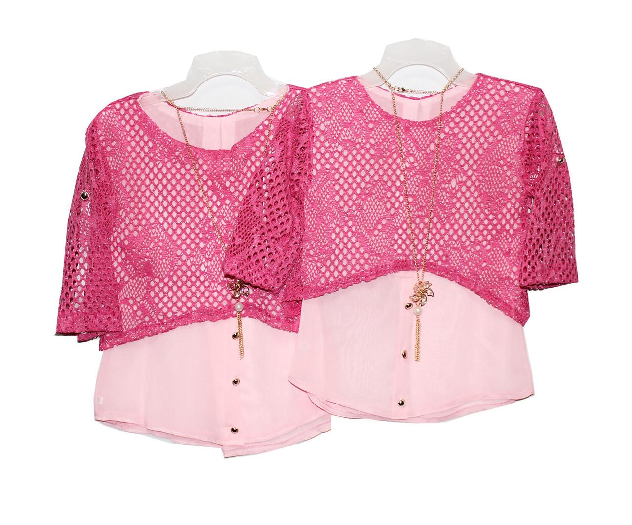 e5d1260b7a9 Блузки детские нарядные