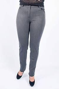Женские брюки Руся серая