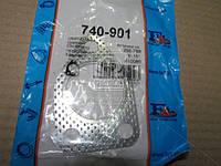 Прокладка глушителя MITSUBISHI (производство Fischer)