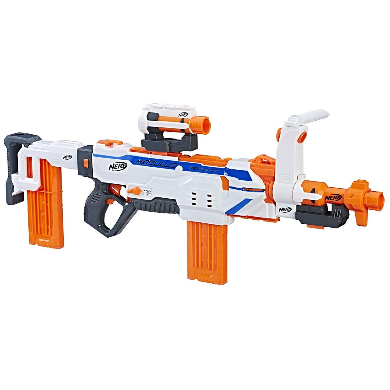Бластер Нерф Модулус Регулятор NERF N-Strike Modulus Blaster Regulator