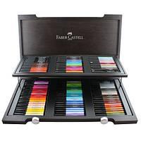 """Подарочный набор """" Pitt Artist Pen Brush """" Faber-Castell 90предметов  (167400)"""