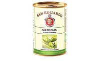 Оливки без косточки San Eduardo 3100 мл