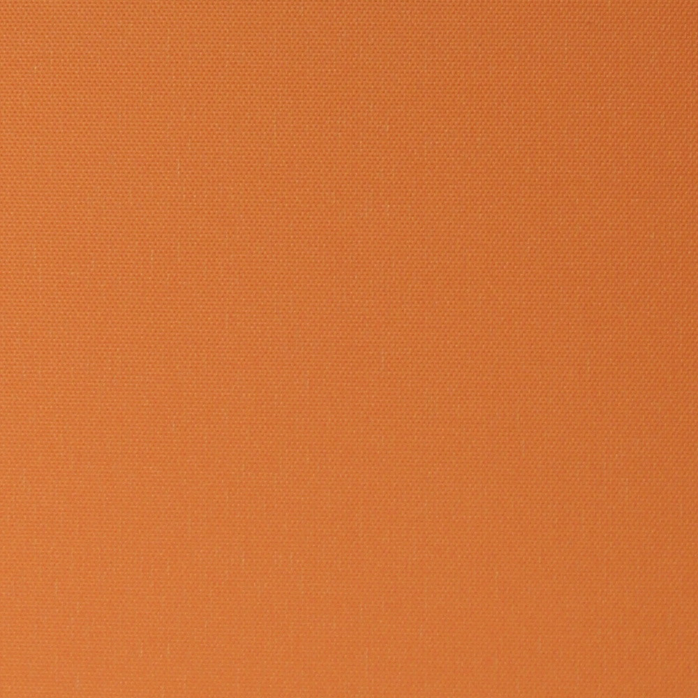 Рулонные шторы Ткань Сильвер Термо блэкаут 060 Оранж