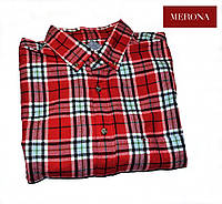 Рубашка мужская фланелевая Merona®(США) (L) /100% хлопок /Оригинал из США