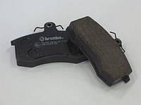 Колодки передние тормозные ВАЗ 2108-2110 (пр-во Тольятти, Россия)