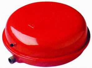 Бак плоский для систем отопления 8 л Aqua Systems, фото 2