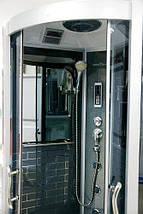 Гидромассажный бокс BADICO SAN 383S FO 100х100 , фото 2