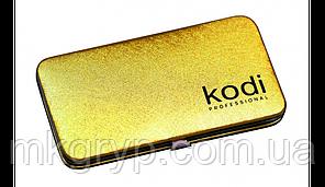 Футляр для пинцетов Kodi Professional, Цвет: золото
