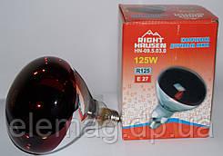 Лампа для обогрева  RIGHT HAUSEN Красная 125W E27