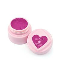 3D Modelling Gel GD COCO № 18 (темно-розовый) - гель-пластилин, 8 г