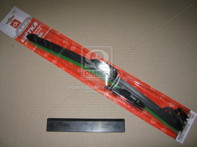 Щетка стеклоочистителя б/каркасн. 375мм. (с адаптерами)  (арт. HW380FL)