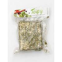 Тофу (соевый сыр) с укропом