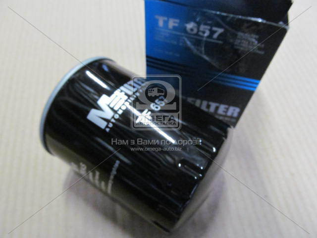 Фильтр масляный Volkswagen T4 (производство M-Filter) (арт. TF657), rqz1