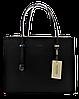 Строгая женская сумочка DAVID DJONES черного цвета  DJJ-000778