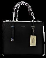 Строгая женская сумочка DAVID DJONES черного цвета  DJJ-000778, фото 1