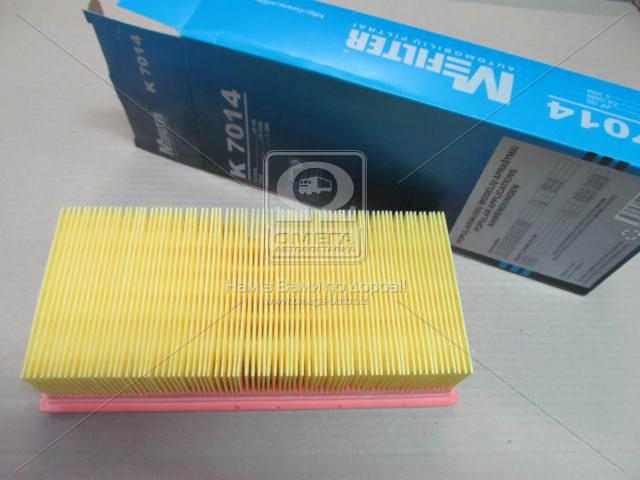 Фильтр воздушный MITSUBISHI Colt (производство M-filter) (арт. K7014), rqz1