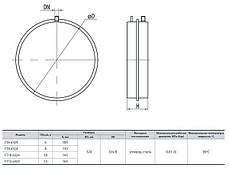 Бак плоский для систем отопления 6 л Aqua Systems, фото 3