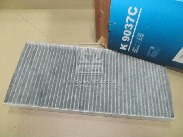 Фильтр салона MERCEDES-BENZ A-Klasse, B-Klasse (угольный) (производство M-filter) (арт. K9037C), rqx1