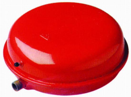 Бак плоский для систем отопления 10 л Aqua Systems