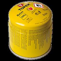 Газовый баллон-190 гр Topex (под прокол)