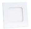 Встраиваемый светодиодный светильник Downlight 6Вт квадратный 3000К Biom