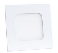 Встраиваемый светодиодный светильник Downlight 6Вт квадратный 3000К Biom , фото 1