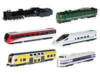 Поезд метал. A2002-01/03/05/07/09/11/13/15 Код:01022213