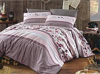 Двуспальный комплект постельного белья евро 200*220 хлопок  (8799) TM KRISPOL Украина