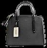 Строгая женская сумочка DAVID DJONES серого цвета  DJJ-000535